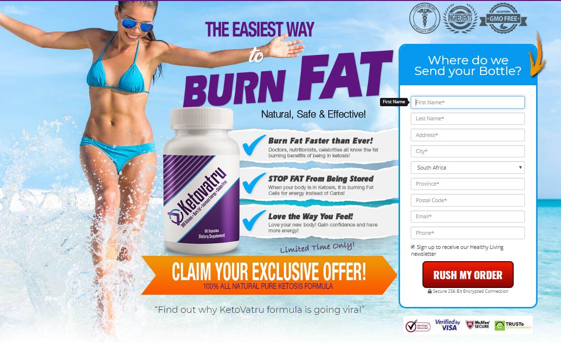 KetoVatru Weight Loss Formula - Keto Vatru Scam or Work? Reviews, Buy