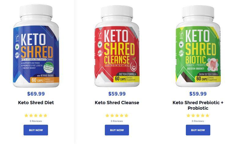 Keto Shred (Updated 2020) - Shark Tank Diet Pills Reviews, Scam & Price