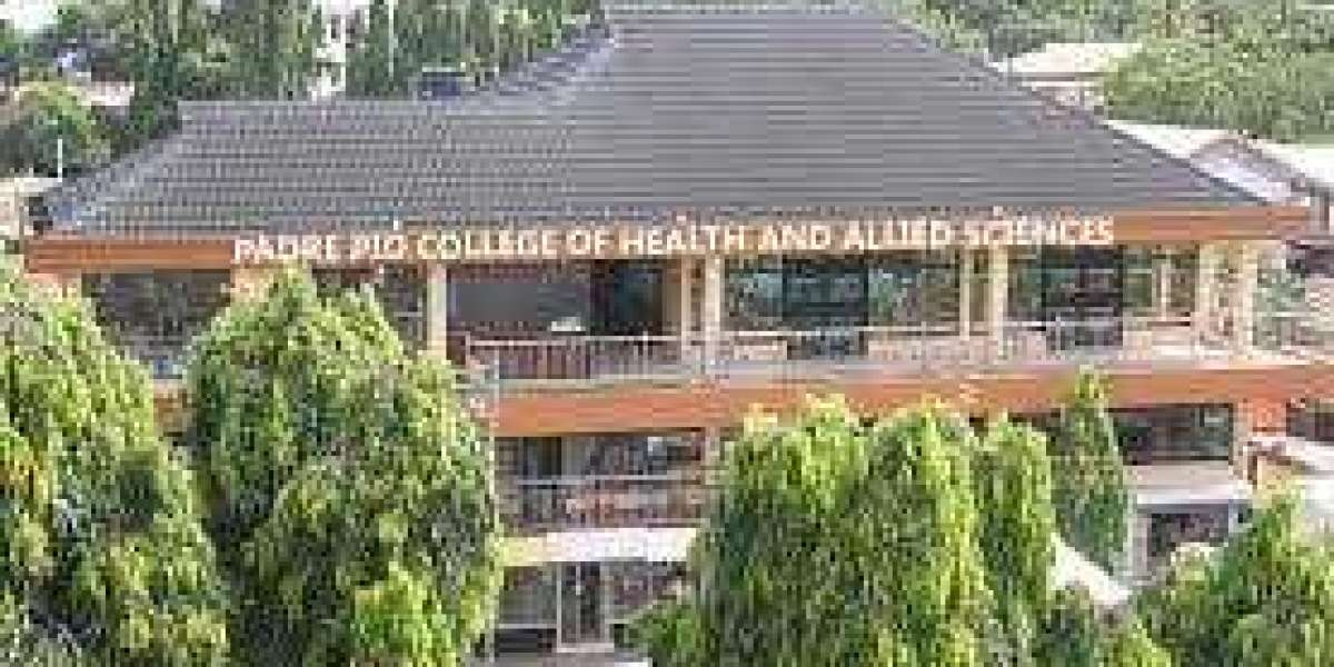 Application for PADRE PIO COLLEGE OF HEALTH AND ALLIED SCIENCES