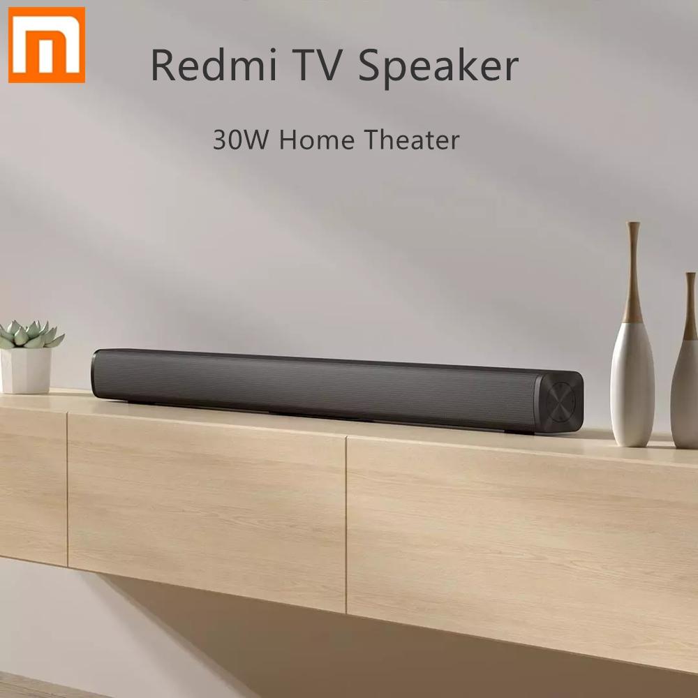 Xiaomi Redmi TV Bar Speaker 30W Bluetooth 5.0 Home Surround SoundBar Stereo - GeekTomy
