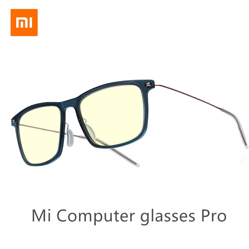 Xiaomi Mijia Anti-Blue computer Glasses Pro Anti Blue Ray UV Eye Protector - GeekTomy