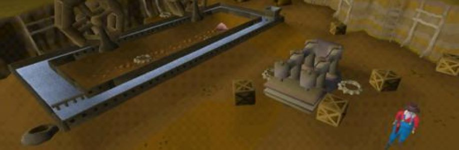 A player will dig out of the floor that the Reward Casket Cover Image