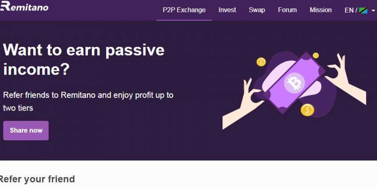 Make big profit from trading cryptocurrency on Remitano exchange platiform