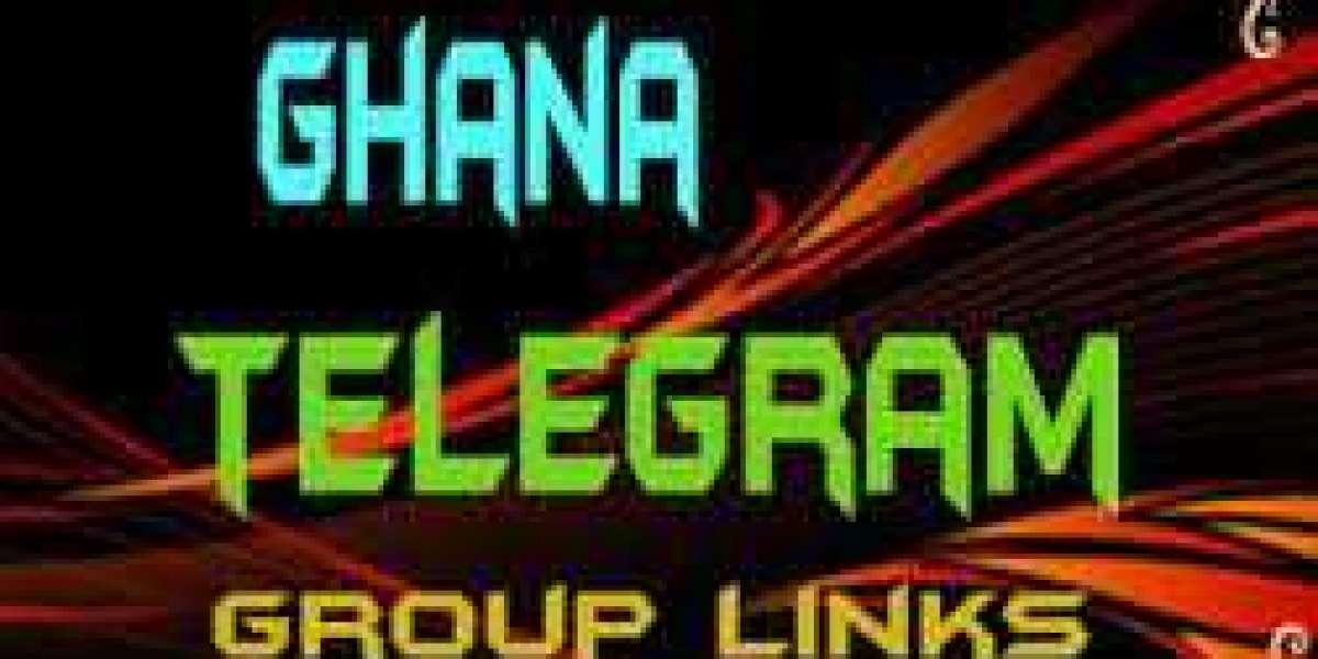 Ghana telegram group links to join