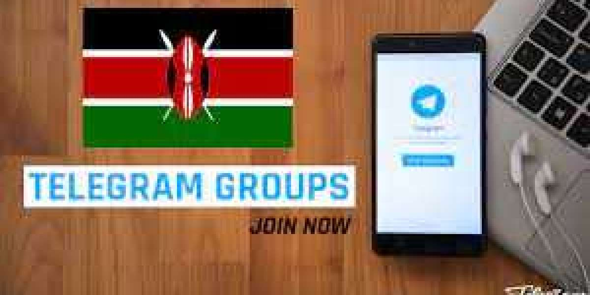 All active Kenya telegram group links by county
