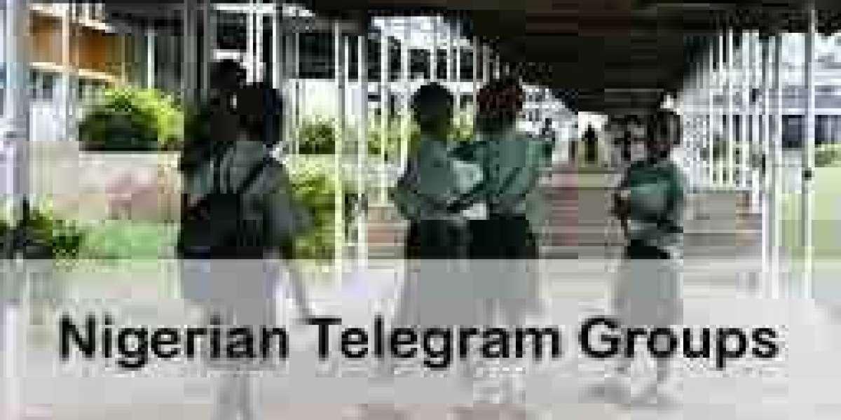Active Nigeria Telegram group links